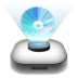 72x72px size png icon of BlueRay Drive