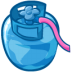 72x72px size png icon of gas tube