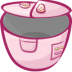 72x72px size png icon of pot open