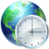 72x72px size png icon of Time Zones