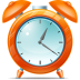 72x72px size png icon of Alarm clock