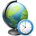 72x72px size png icon of Network time