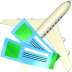 72x72px size png icon of Air tickets
