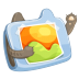 72x72px size png icon of folder pictures
