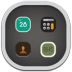 72x72px size png icon of folder system