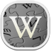 72x72px size png icon of wikipedia