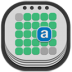 72x72px size png icon of acalendar