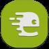 72x72px size png icon of endomondo