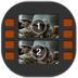 72x72px size png icon of movie studio
