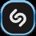 72x72px size png icon of shazam