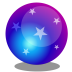 72x72px size png icon of Magic ball