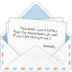 72x72px size png icon of mail open envelope 1