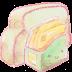 72x72px size png icon of Folder mydoc