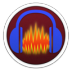 72x72px size png icon of Audacity