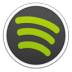 72x72px size png icon of Spotify