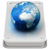 72x72px size png icon of Hard Disk Server