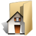 72x72px size png icon of folder home 1