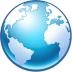 72x72px size png icon of Globe