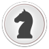 72x72px size png icon of Chess