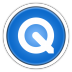 72x72px size png icon of QuickTime alt