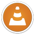 72x72px size png icon of VLC
