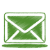 72x72px size png icon of green mail