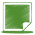 72x72px size png icon of green picture