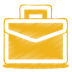 72x72px size png icon of yellow case