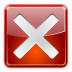 72x72px size png icon of actions application exit