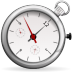 72x72px size png icon of actions chronometer
