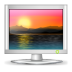 72x72px size png icon of apps preferences desktop wallpaper