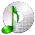 72x72px size png icon of devices media optical mixed cd