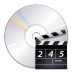 72x72px size png icon of devices media optical video