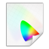 72x72px size png icon of mimetypes application vnd iccprofile