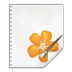 72x72px size png icon of mimetypes application vnd sun xml draw