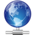 72x72px size png icon of mimetypes application x smb workgroup