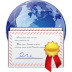72x72px size png icon of places certificate server