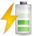 72x72px size png icon of status battery charging 060