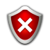 72x72px size png icon of status security low