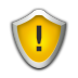 72x72px size png icon of status security medium