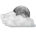 72x72px size png icon of status weather clouds night
