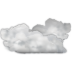 72x72px size png icon of status weather many clouds