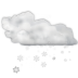 72x72px size png icon of status weather snow scattered