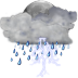 72x72px size png icon of status weather storm night