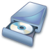 72x72px size png icon of Cd dvd wr