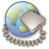 72x72px size png icon of Dialup networking