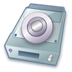 72x72px size png icon of External drive