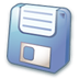 72x72px size png icon of Floppy