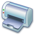 72x72px size png icon of Printer
