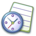 72x72px size png icon of Scheduled tasks